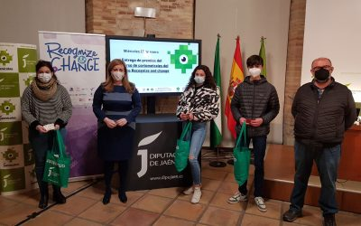 Alumnado de 7 institutos de la provincia participa en el concurso de cortos del proyecto europeo Recognize and Change